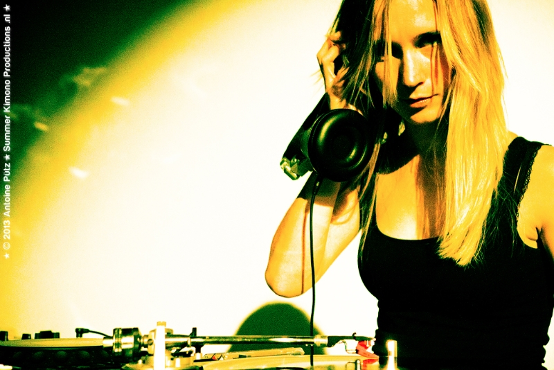 DJ Jungle Julia